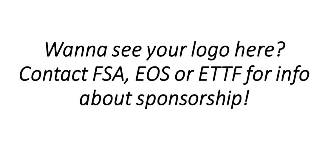 Wanna see your logo here